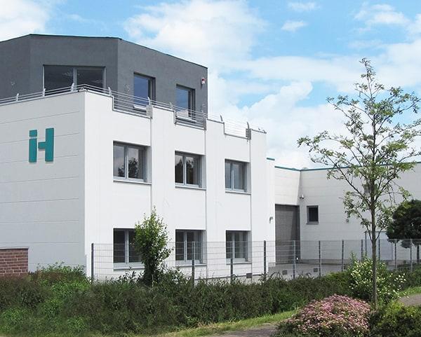 Firmengebäude Hülsmann Außenansicht