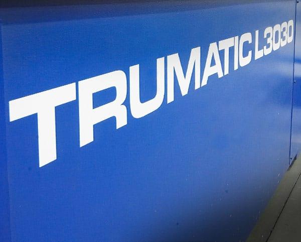 Huelsmann Maschine Trumpf Trumatic L3050