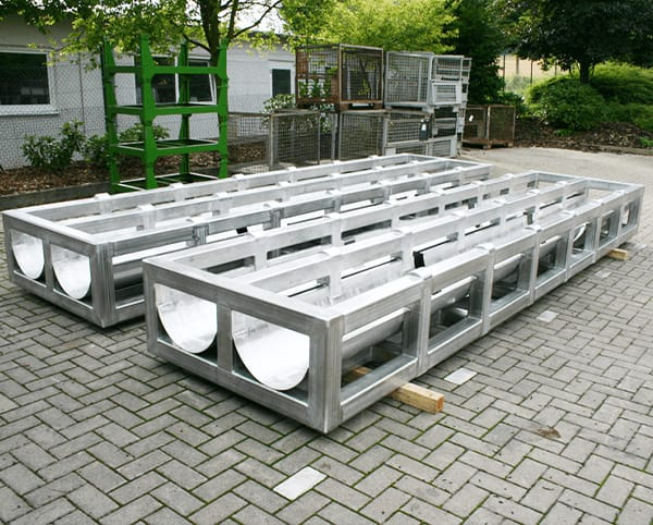 Hülsmann Blech Sonderanfertigung für den Maschinen- und Anlagenbau